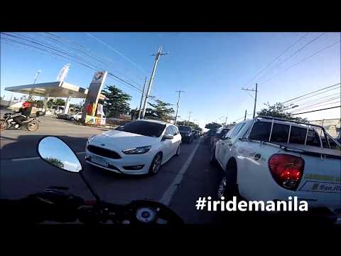 RIDING IN TANDEM| FULL FACE HELMET LAW | RIDING TO CAVITE