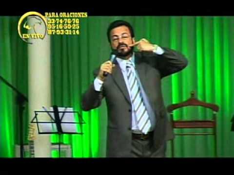 Apóstol Germán Ponce El Ayuno.wmv