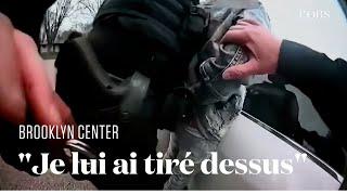 Les images de la caméra piéton de la policière qui a tué Daunte Wright à Brooklyn Center