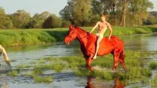 """Купание красного коня/Photography workshop """"Bathing the Red Horse"""""""