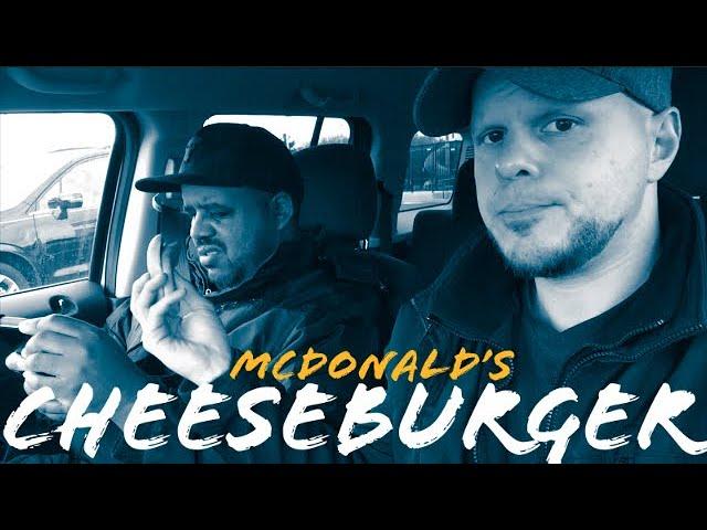 Mcdonalds Cheeseburger Mukbang Asmr Eating Show