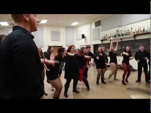 Musical Theater Society puts on Moulin Rouge Cabaret