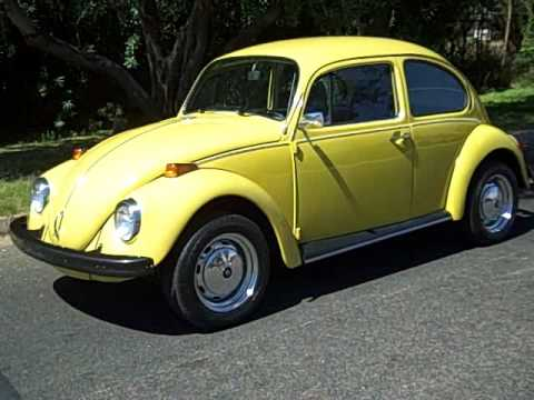 1972 VW Bug - YouTube