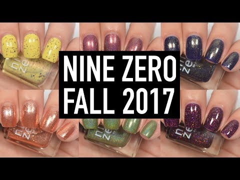 Nine Zero - Enemies of Hyrule (Fall 2017) | Swatch and Review