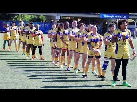Atlanta Rhinos vs Tampa Mayhem South Rugby League SF 2017