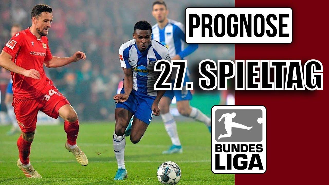 27. Spieltag 1. Bundesliga