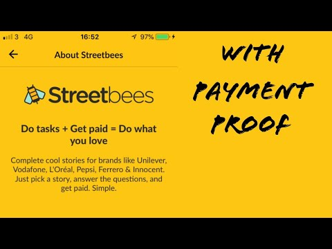 Earn Money using Streetbees App, With Payment Proof [Worldwide] - surveys that actually pay 2020