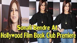 Sonali Bendre   Hollywood film Book Club Premiere