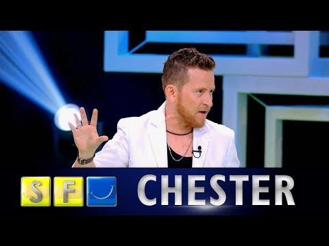 Chester y los youtubers según el estrato