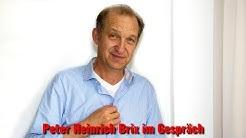 Peter Heinrich Brix im Gespräch