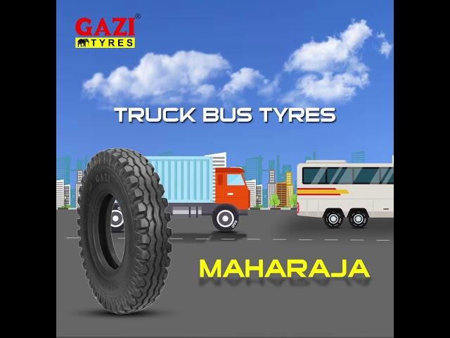 Truck Bus Tyres
