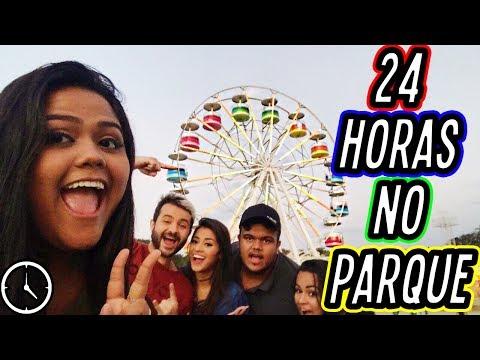 24 HORAS NO PARQUE!!! (DESAFIO)