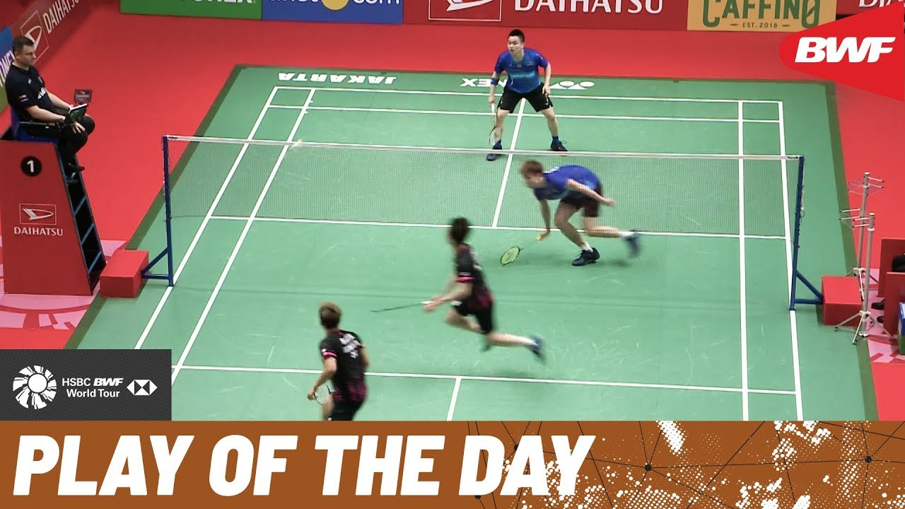Daihatsu Indonesia Masters 2020 Play Of The Day