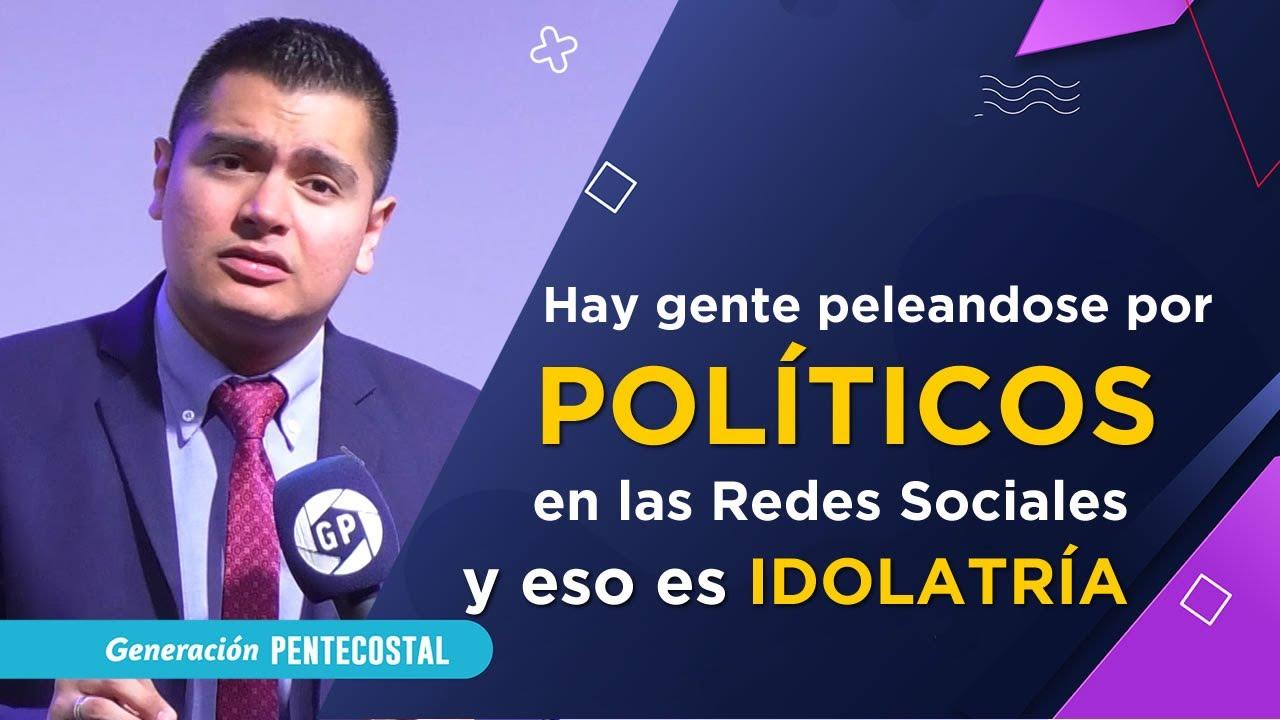 HAY GENTE PELEÁNDOSE POR LOS POLÍTICOS - ANDRES FUENTES