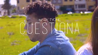 Mark Tyone - CUESTIONA 😍 - (Oficial Lyric Video) - Álbum (PRODIGIO) - White Techniques Music.