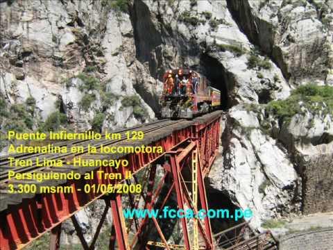 Guía Turística Tren Lima - Huancayo (PERÚ).wmv