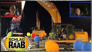 Spiel 6: Bagger - Schlag den Raab 48
