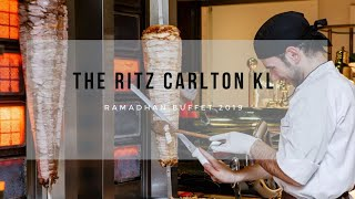The Festive Feast @ The Cobalt Room, The Ritz-Carlton KL