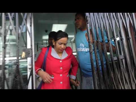 Robbery at R T  Jewellers Ltd High St  San Fernando 13 03 2018