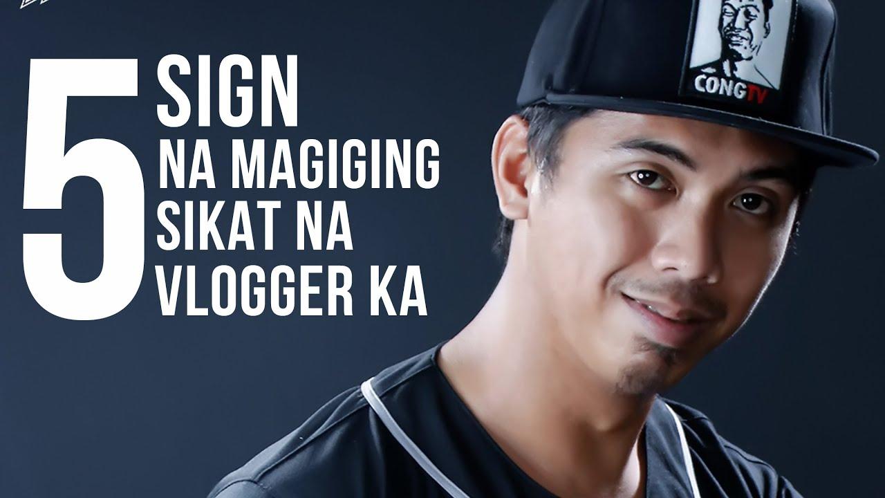 5 Sign na Pwede ka Maging Sikat na Vlogger