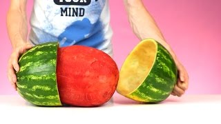 9 ORIGINAL WAYS TO CUT A WATERMELON from Mr. Hacker