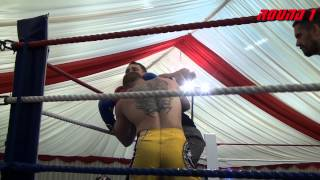 White Collar Fight Club Adam Savage vs Paul James