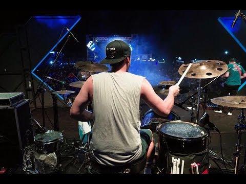 #EnoDrumCam #NTRLLive #EnoNTRL NTRL - MIMPI Live (Eno NTRL Drum Cam)