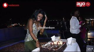 Birthday Party ya Vanessa Mdee aliyoifanya Hyatt Regency