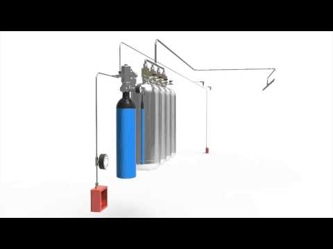 Proano NanoMist 3 Metre System Animation
