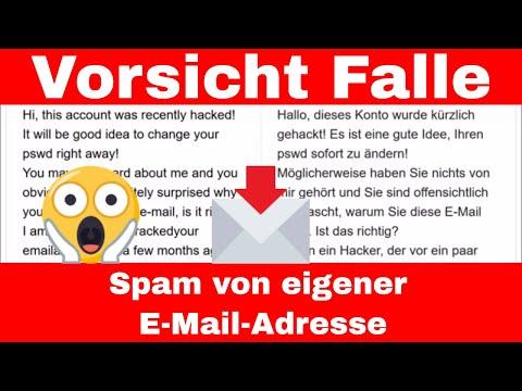 """Account gehackt - Fremde Mail von vermeintlich """"eigener"""" Email-Adresse - Mail-Spoofing - Sicherheit from YouTube · Duration:  18 minutes 29 seconds"""