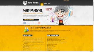 Configurando WampServer 2.5, e corrigindo erro de Acesso ao PhpMyAdmin(Olá, Programadores PHP, nesta aula vamos configurar o WampServer, que após atualização para a versão 2.5, está suprimindo o nosso localhost, fazendo ..., 2015-02-01T08:39:35.000Z)