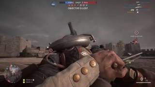 AMAZING FLARE GUN KILL - Battlefield 1 Funny Moments - Best WW2