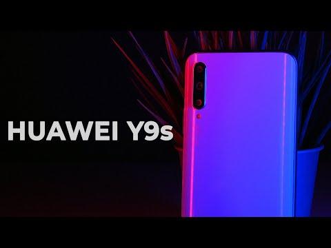 Обзор Huawei Y9s