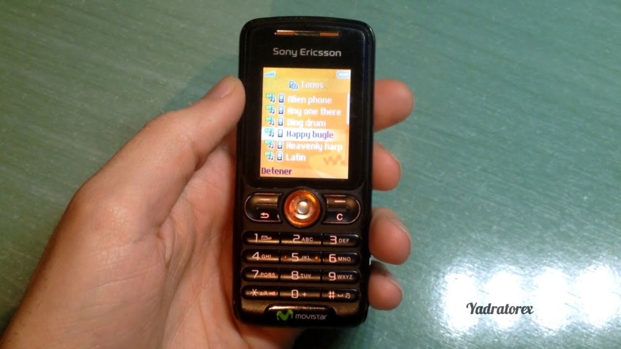 sony ericsson w200 retro review old ringtones themes tetris game rh youtube com Sony Ericsson W200i Sony Ericsson W300