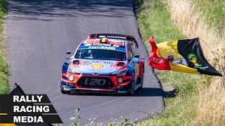 WRC Deutschland 2019 - Day 2 | ACTION | HIGH SPEED