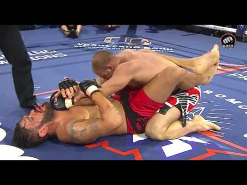Antonio Silva vs. Ivan Shtyrkov HD