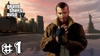 Grand Theft Auto IV - Playthrough #1 [FR][HD]