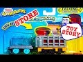 Thomas Adventures Salty Store Escape Retail Horror Toy Story AMAZON Oz is Coming!