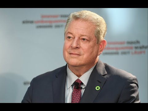 Al Gore calls Trump's deregulation proposals 'literally insane'