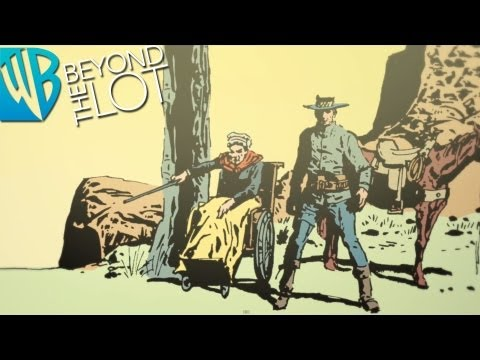 Jonah Hex Motion Comics: Hangin Woman