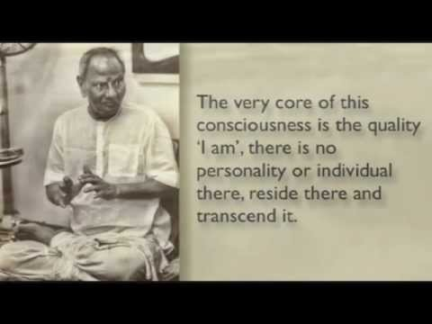 Sri Nisargadatta Maharaj  - Core of  Teaching