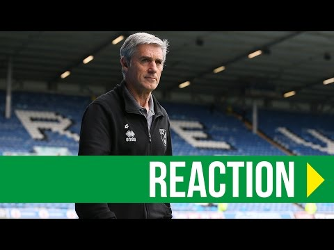 Leeds United 3-3 Norwich City: Alan Irvine Reaction