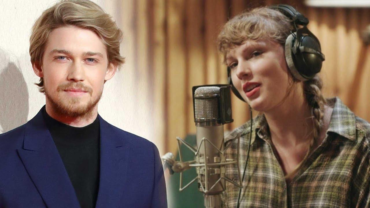 Taylor Swift Reveals Her SECRET Folklore Collaborator!