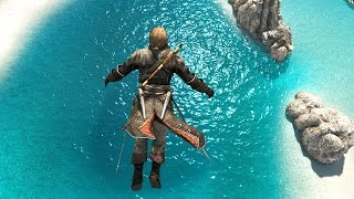 Repeat youtube video Assassin's Creed 4 Black Flag Templar Outfit & Island Exploration