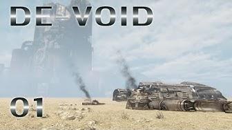 DE-Void [01] [Planetare Forschungen auf Ancyra] [Let's Play Gameplay Deutsch German]
