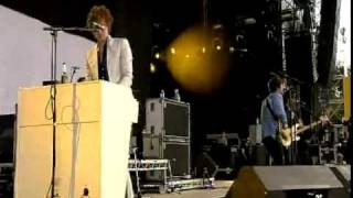 The Kooks - Shine On live @ Pukkelpop 2010