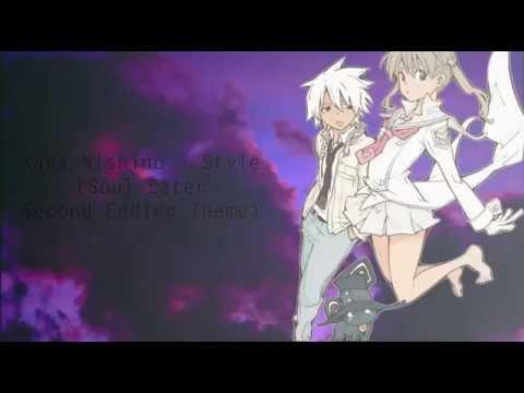 Kana Nishino  Style SOUL EATER ENDING THEME SONG #2