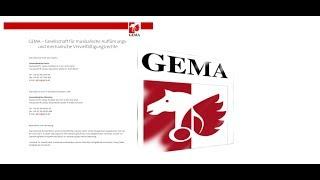 GEMA - mit § 22 BGB - Enteignung durch nicht rechtfähige Organisationen gegen das Völkerrecht