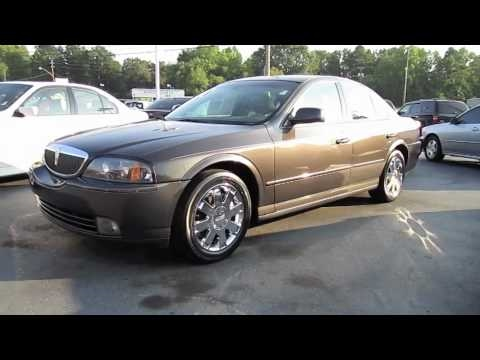 2005 Lincoln Ls V8 >> 2005 Lincoln Ls V8 Start Up Engine And In Depth Tour