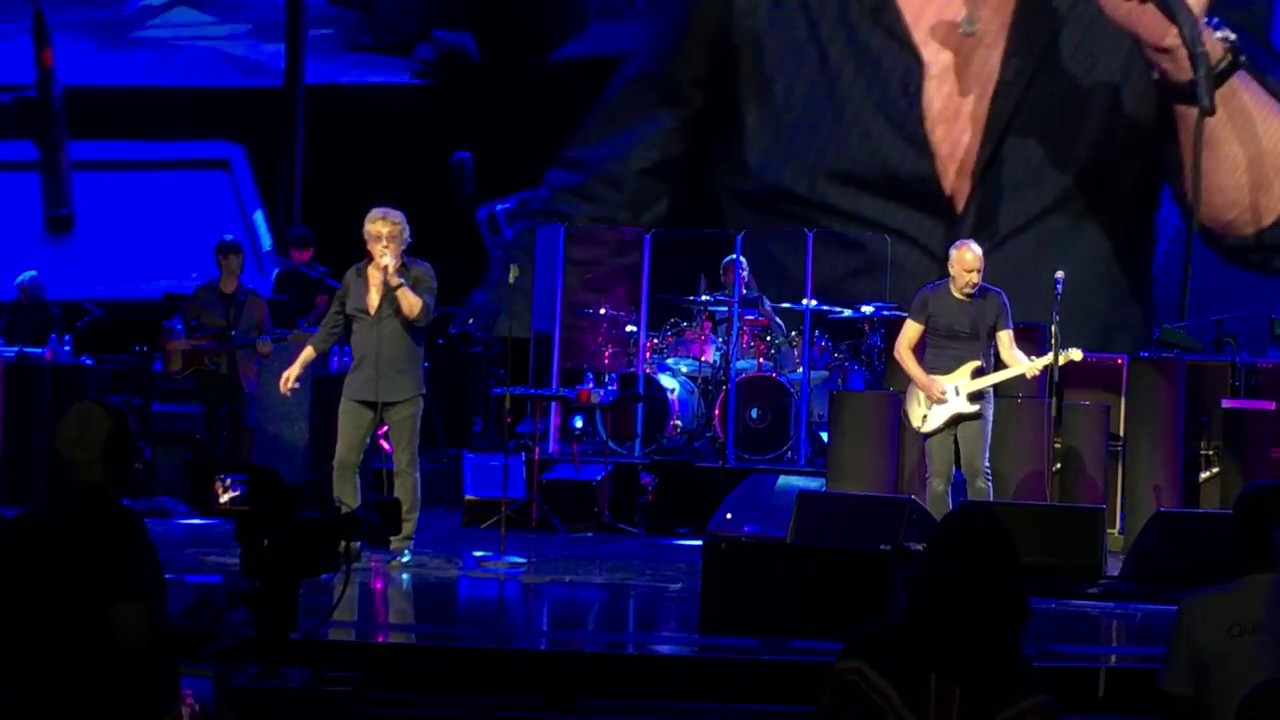 The who naked eye 5